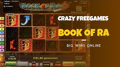 INSANE BOOK OF RA Online Casino Wins in Free Games 2020