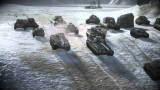 World of Tanks: Xbox 360 Edition Nations Trailer
