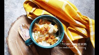 VEGAN  BACON AND GREEN ONION MASH BACKPACKING HIKING PREPPERS MEAL| Connie's RAWsome kitchen