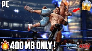 WWE Smackdown Vs Raw 2011 Game Free For Pc Full Version - Dhruv Gaming