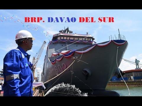 Indonesian Shipbuilder Launches Philippine Navy