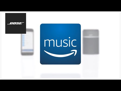 Bose SoundTouch App – Amazon Music