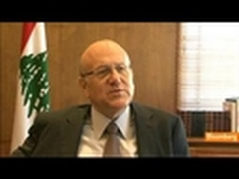 Lebanon's Mikati Discusses Middle East Economic Outlook