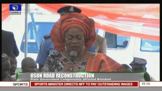 Osun State Govt Compensates Landowners Affected During Construction