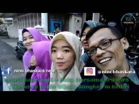 Acara Bagi Takjil & Buka Bersama Kru RWS Dan Piketer Di Radio Wijang Songko Fm Kediri