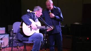 Tony McManus Performs at the PRS Room  •  NAMM 2013