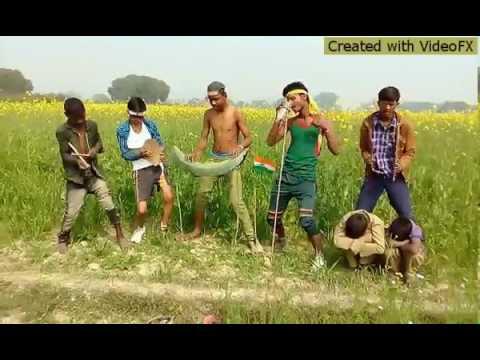 Bhojpuri rap song