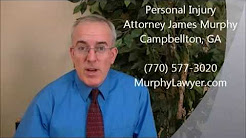Campbellton Auto Accident Attorney in Georgia