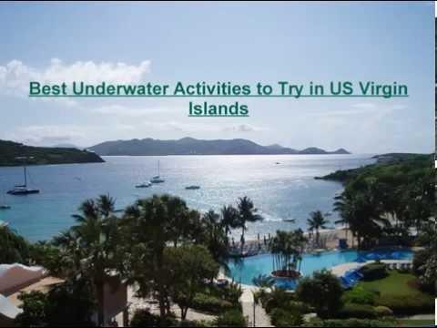 Best Underwater Activities to Try in US Virgin Islands