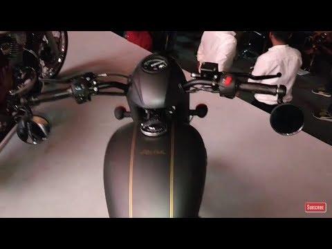 Jawa Perak Walkaround review | Hindi | MotorOctane