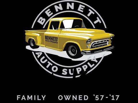 Bennett Auto 60th Anniversary Video