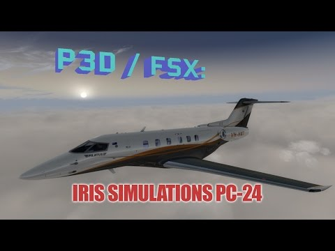 FSX / P3D Review - Iris Simulations Pilatus PC-24