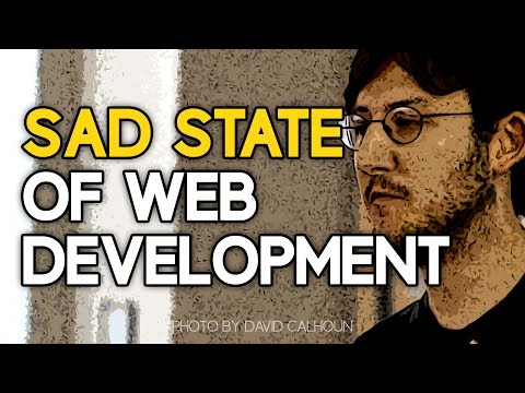 JMS059: The Sad State of Web Development and More