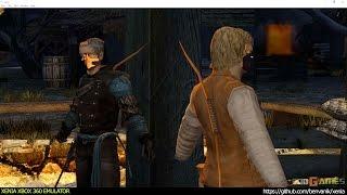 Xenia Xbox 360 Emulator - Eragon Ingame!