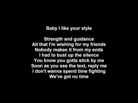 One Dance (Drake) lyrics