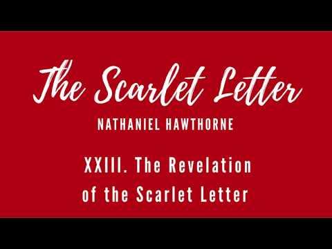 Scarlet Letter - Chapter 23