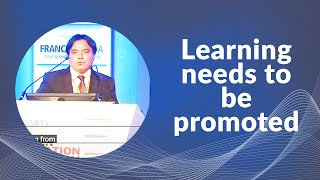 Learning needs to be promoted