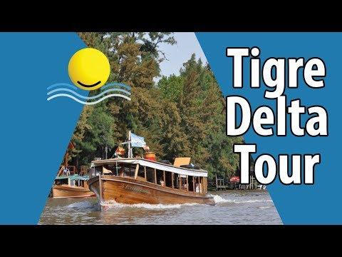 Buenos Aires - Tigre Delta Tour