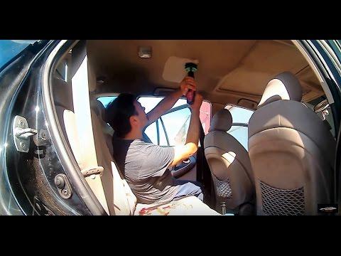 Limpiar tapicer a de coches eliminar manchas youtube - Tapiceros de coches en murcia ...