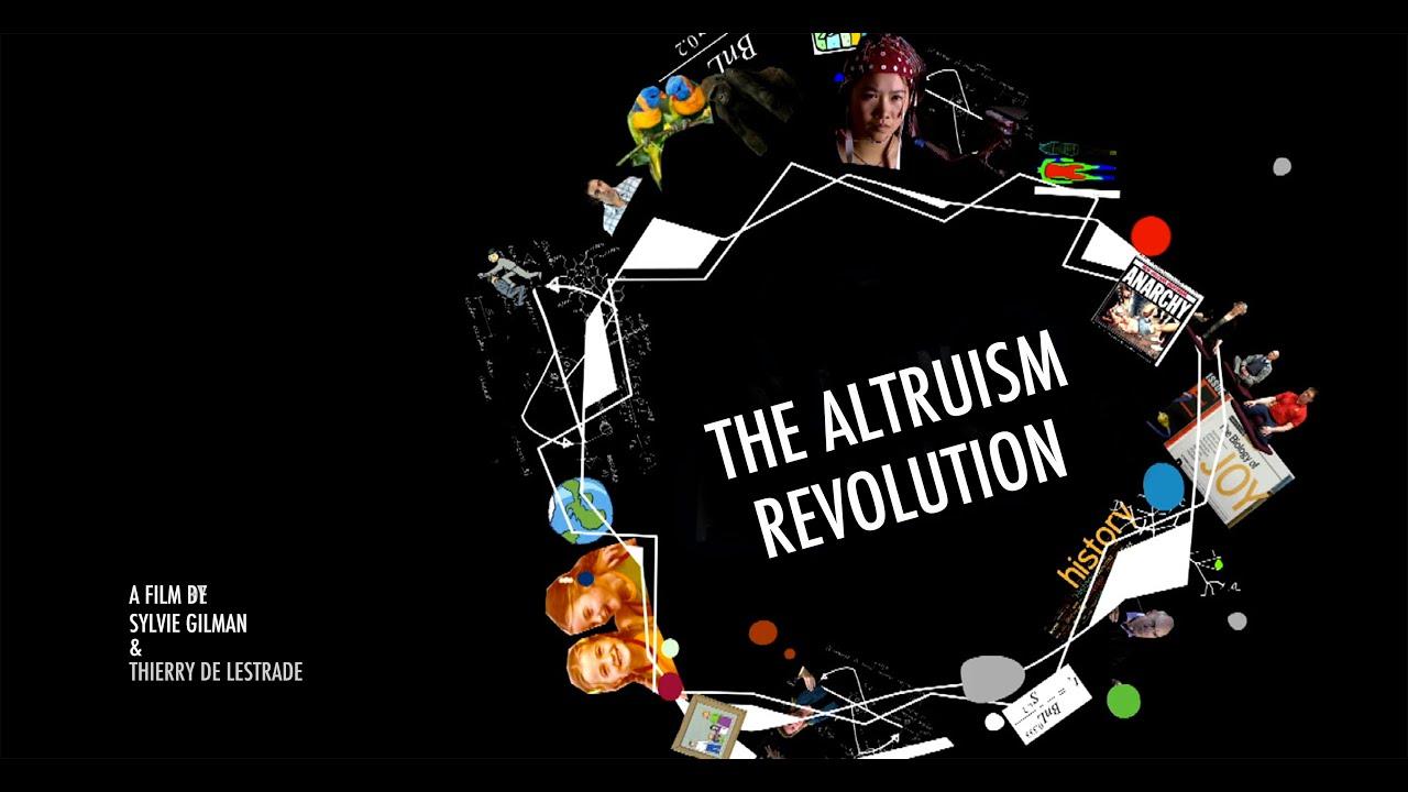 Resultado de imagem para the altruism revolution netflix