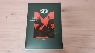 Unboxing SF9 에스에프나인 1st Single Album Feeling Sensation