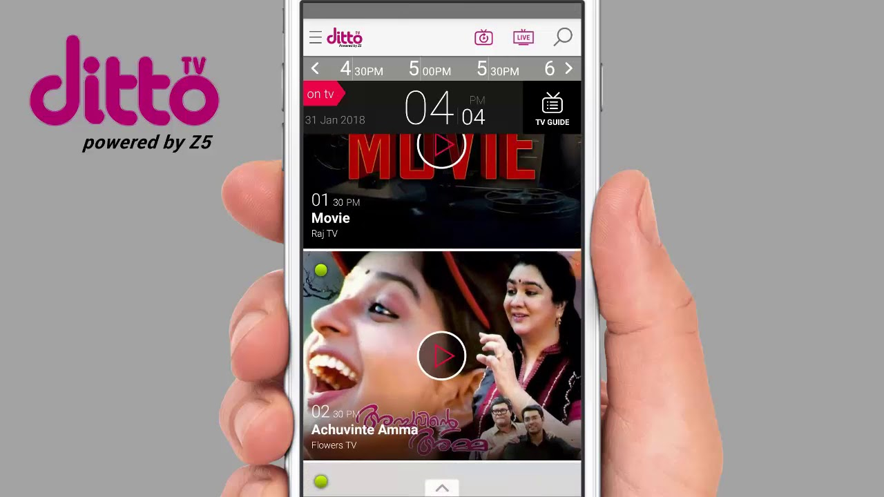 Ditto TV Kya Hai ? Ditto TV Recharge Kaise Kare ? Ditto TV App Channel List  in Hindi