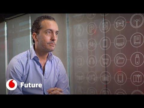 O 5G está a chegar   Vodafone Future
