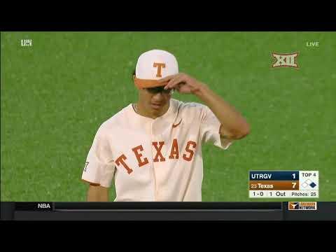 UT Rio Grande Valley vs Texas Baseball Highlights - Apr. 17