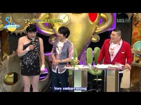BI Rain, Kim Heechul Eng Sub Strong Heart 27 Part 4