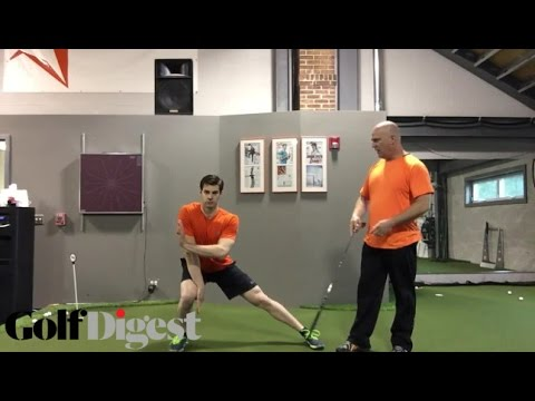 Fitness: The Lateral-Lunge Crossover