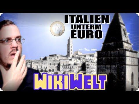 Italien unter'm Euro - meine WikiWelt #148
