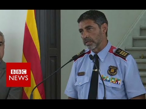 SPAIN ATTACKS: Bigger attacks were planned, police say- BBC News