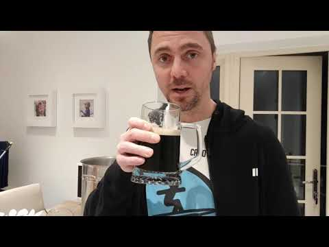 Chocolate oatmeal milk stout brew day (March 2018)