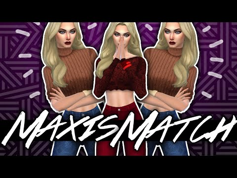 MY FAVORITE CC | THE SIMS 4 | MAY EDITION | MAXIS MATCH from YouTube · Duration:  12 minutes 51 seconds