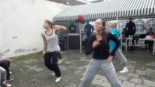 Open Dag Touchee Utrecht show  12-9-2010