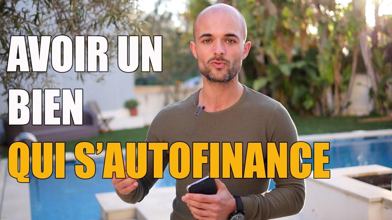 investissement immobilier qui s'autofinance