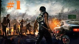 Dead Rising 3 Walkthrough Part 1[HD 720P NO commentary]