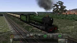 Train Simulator 2019 Newtown To Abermule