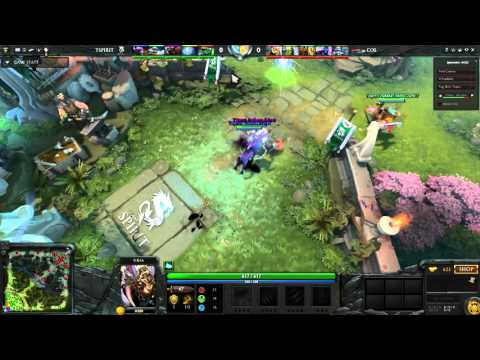 Shanghai Major 2016 - Team Spirit vs CompLexity, Virtus Pro vs Vici Gaming