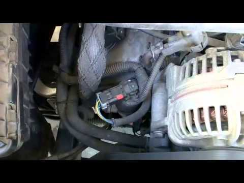 Engine Code P0404 - EGR Position Sensor Performance - YouTube