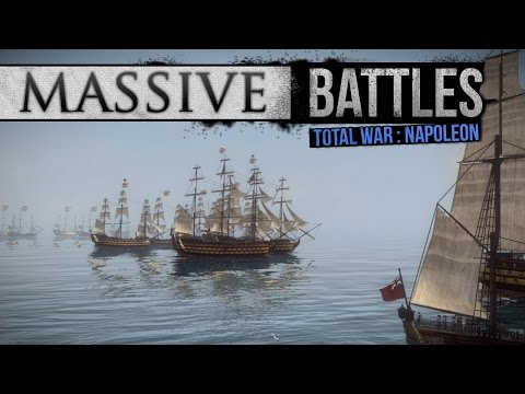 Prepare the broad side! (Massive Battles)