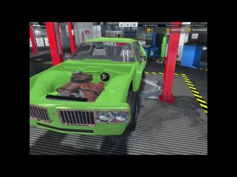 muscle car speed rebuild