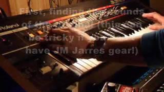 JM Jarre Oxygene 4 cover