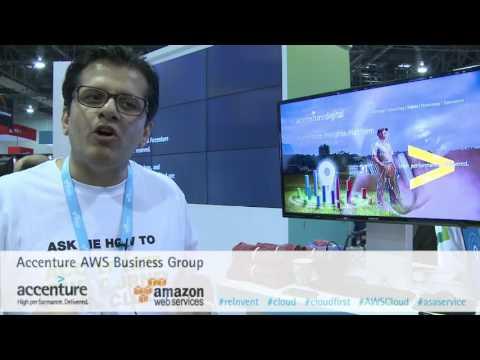 Accenture Insight Platform AWS Edition with Abdul Zafar