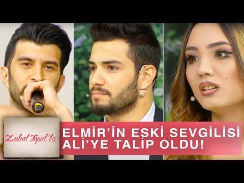 Zuhal Topal'la 170. Bölüm (HD) | Sayoş Elmir'in Eski Sevgilisi Çıktı, Stüdyo Karıştı!