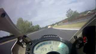 Hungaroring Honda SSP 600 Chrobák János
