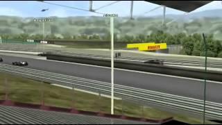 F1Race Campeonato Invierno 2014 GP Hungria