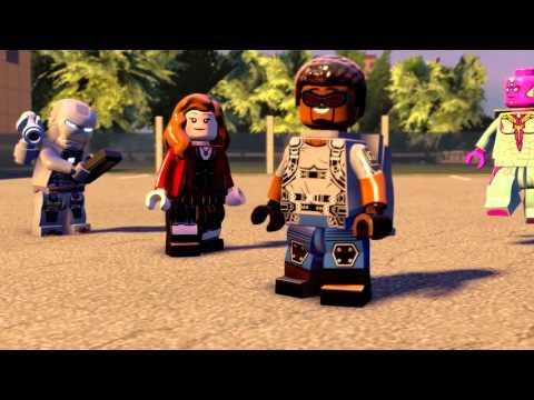 LEGO Avengers |  Open world trailer | PS4