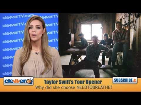 NeedToBreathe Named Taylor Swift's Speak Now Tour Opening Band