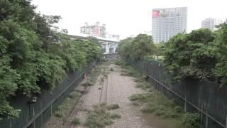 台鐵 華山車站 台北專案東隧道口